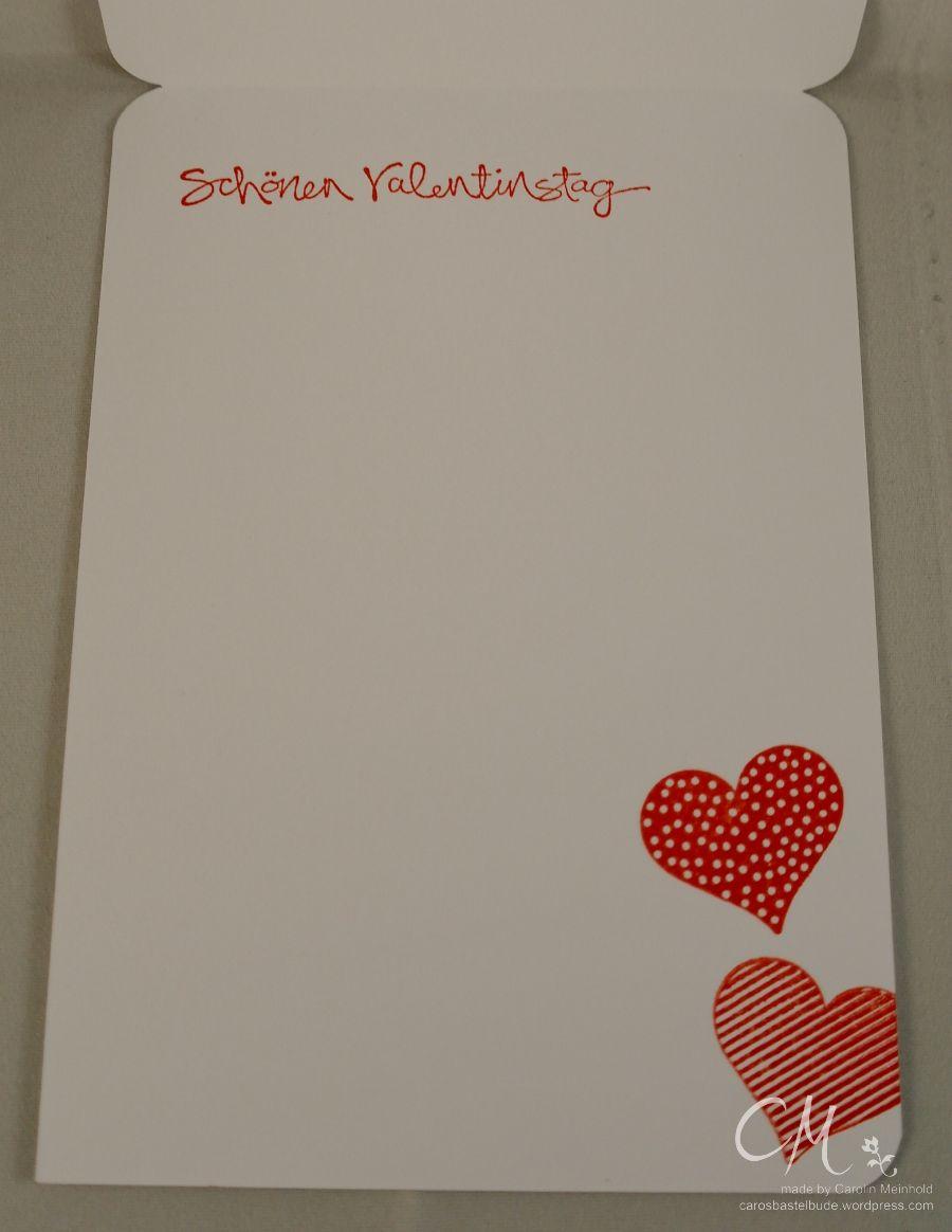 Caros Bastelbude: Karte zum Valentinstag, Martha Steward Elefanten, Stampin' Up!, Hello Life