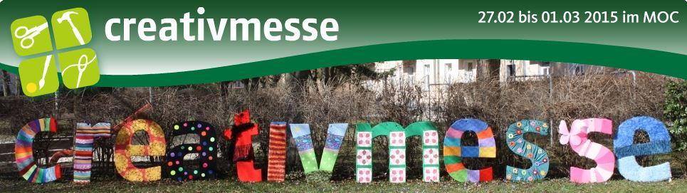 Caros Bastelbude bei der Creativmesse in München