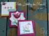 Grüße in 3 x 3 Inch mit Tranquil Tulips