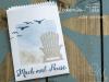 Gastgeberinnen-Geschenk mit Urlaubsfeeling