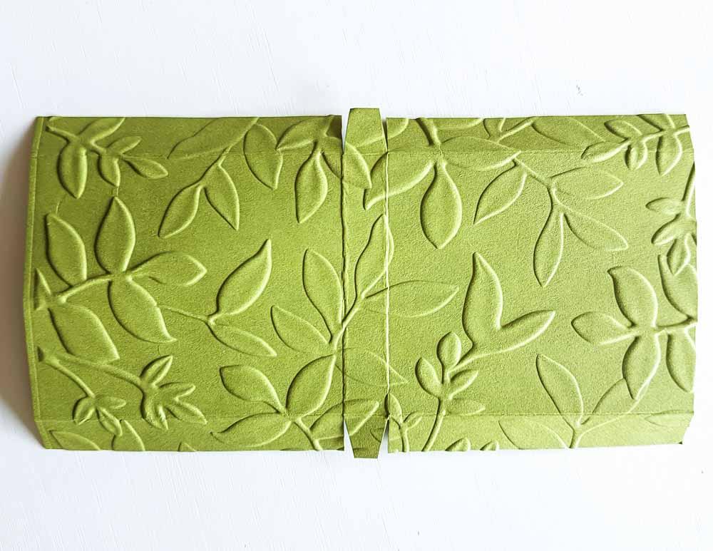 Gäste-Goodies gestaltet mit dem Stempelset Wild auf Grüße und der Prägeform Blätterrelief von Stampin' Up! #CarosBastelbude [Annual Catalog, Animal Outing]