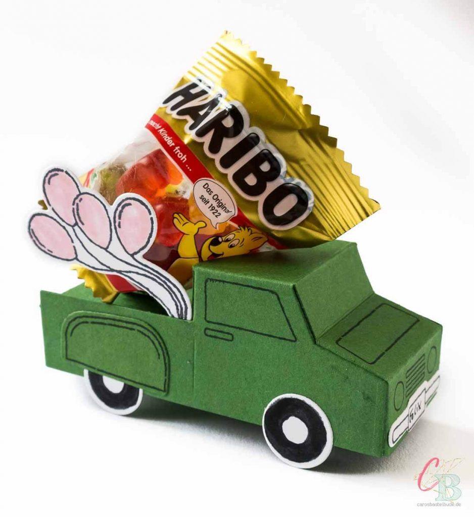 Pick Up als Gastgeschenk, Ride With Me Produktpaket von Stampin' Up!