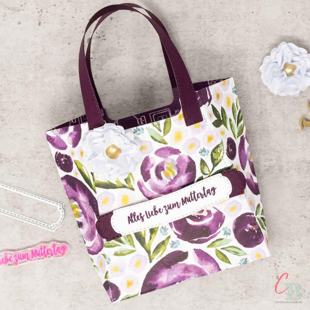 Geschenkidee zum Muttertag gestaltet mit dem Produktpaket Wahre Klasse von Stampin' Up!
