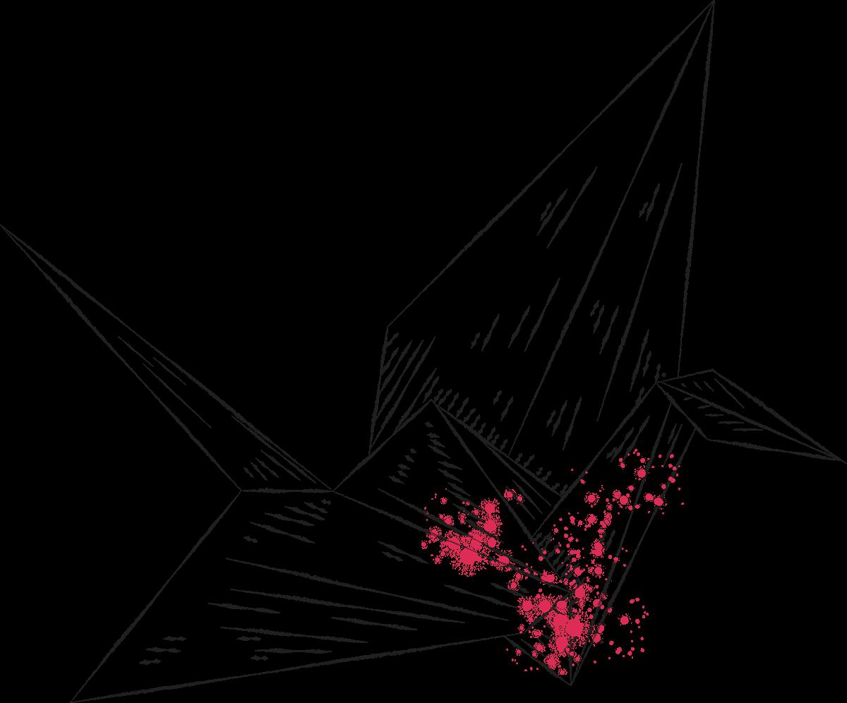 Papiervogel, Origamievogel
